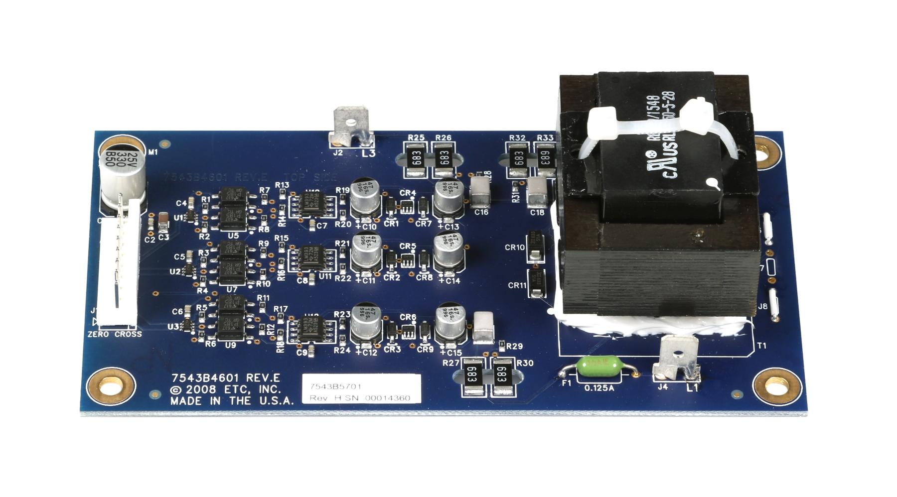 SmartBar 2 120v Power Supply Assembly