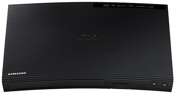 Blu-ray Player with USB 2.0