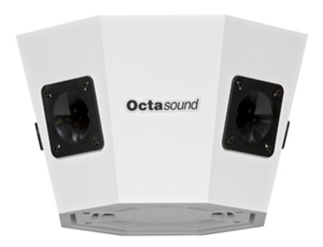White Ceiling Speaker