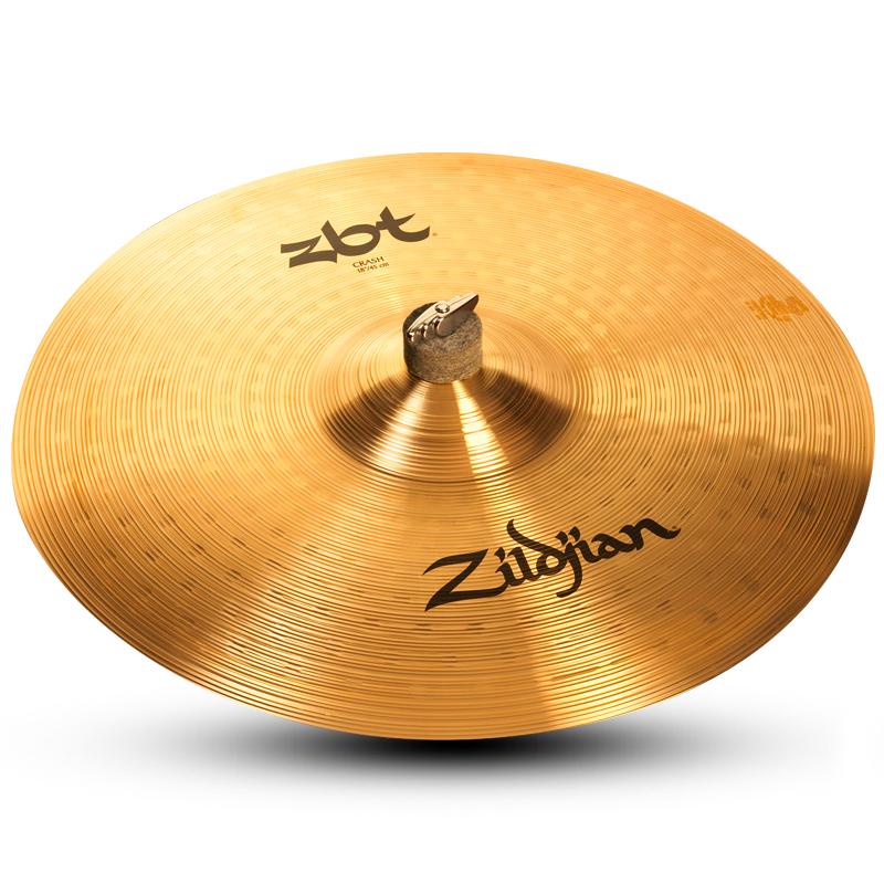 """18"""" ZBT Crash Cymbal"""