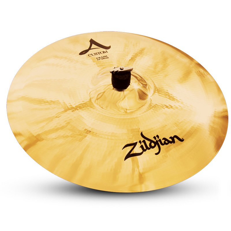 "Zildjian A20517 19"" A Custom Crash Cymbal in Brilliant Finish A20517"