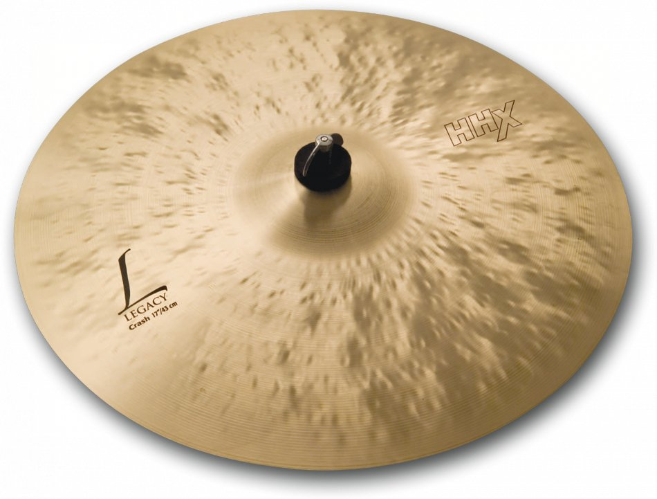 "17"" HHX Legacy Crash Cymbal"