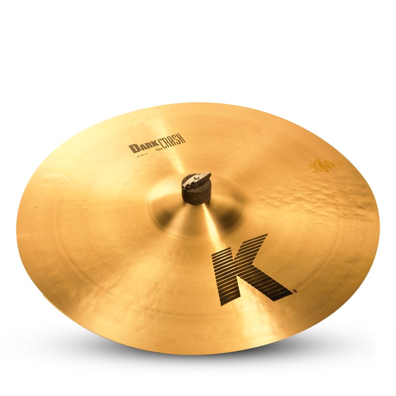 "20"" K Series Dark Thin Crash Cymbal"