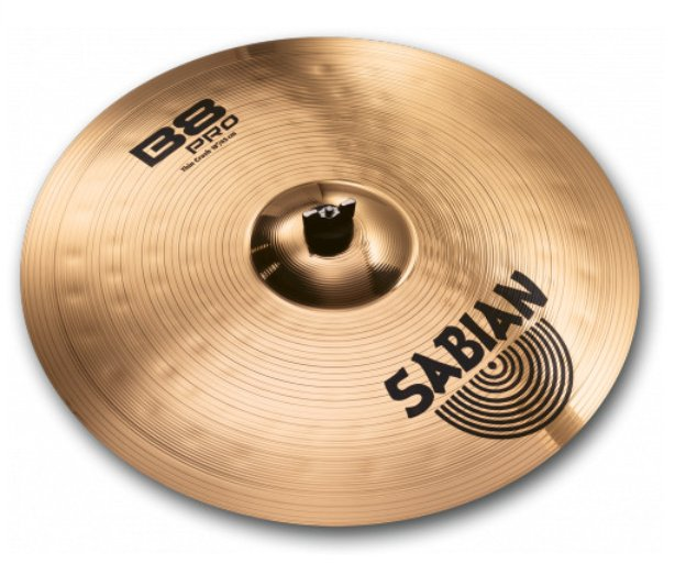 """17"""" B8 Pro Thin Crash Cymbal"""