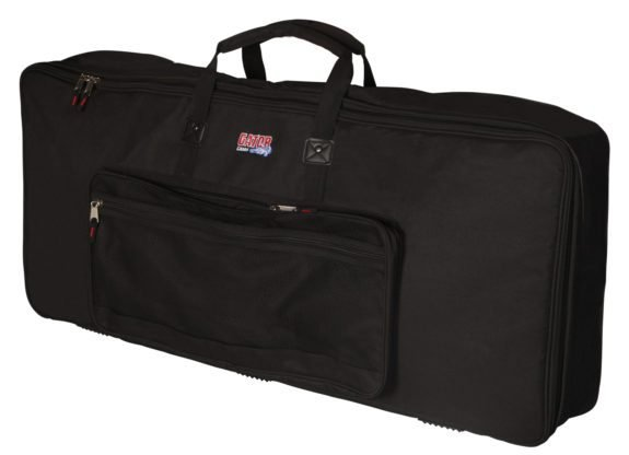 88-Key Keyboard Gig Bag