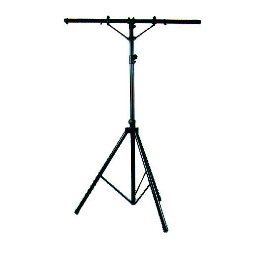 12 ft. Black Tripod Stand with T-Bar