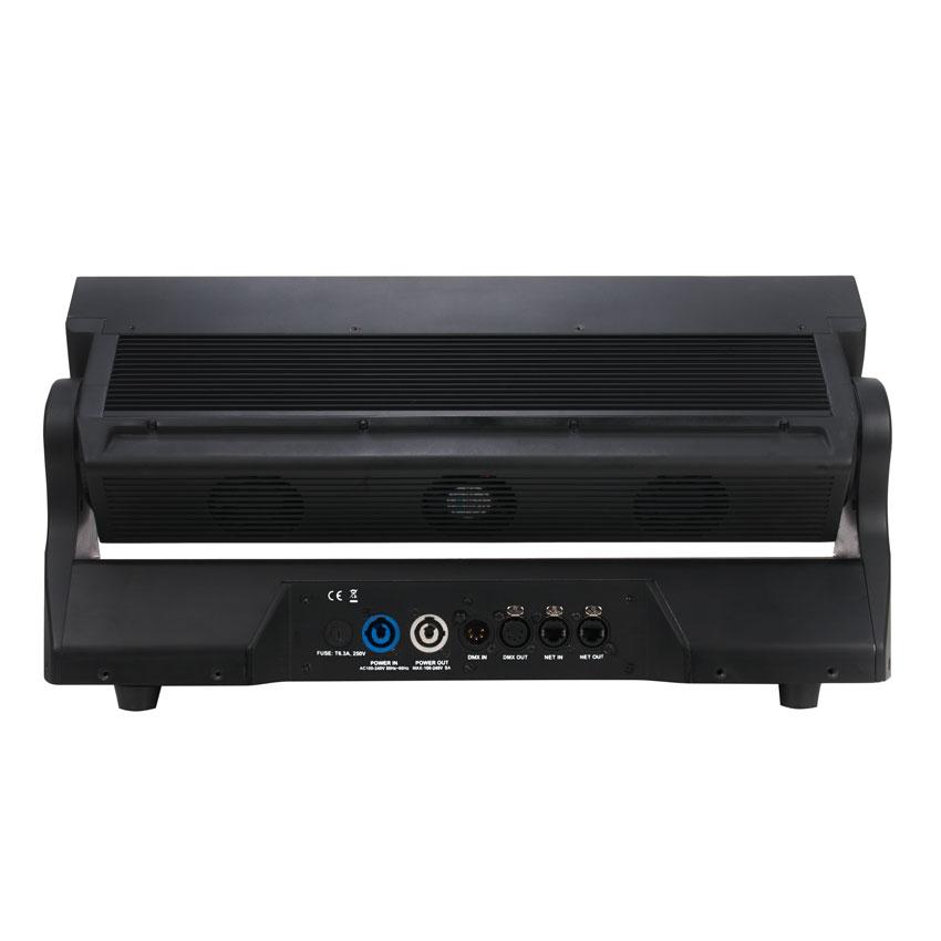 8x30w RGBW LED Strip with Zoom & Tilt
