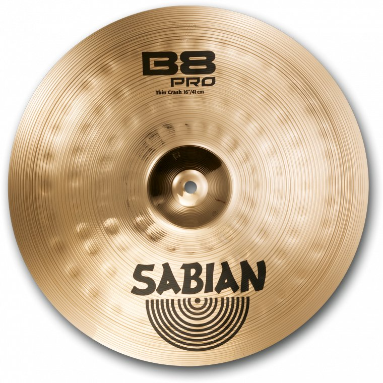 "16"" B8 Pro Thin Crash Cymbal"