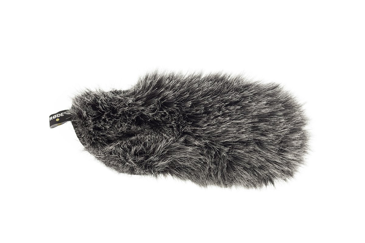 Artificial Fur Wind Shield for VideoMic Pro