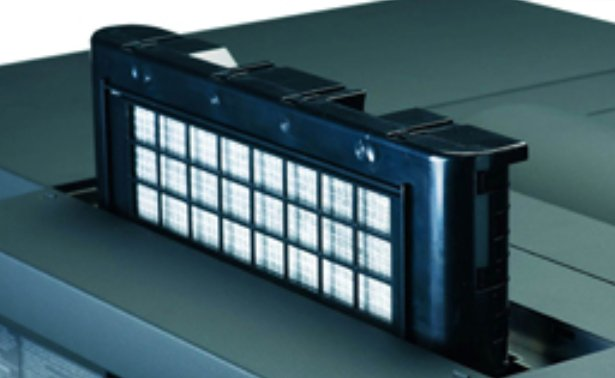 Optional Filter for L2K1000 and LX1200 Projectors