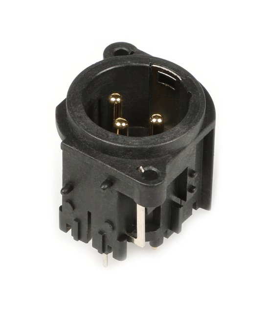 HPR122i XLR Male Connector (2-pack)