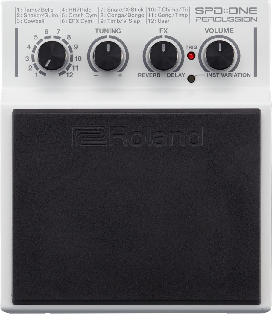 Roland SPD::ONE PERCUSSION Digital Percussion Pad SPD-1P
