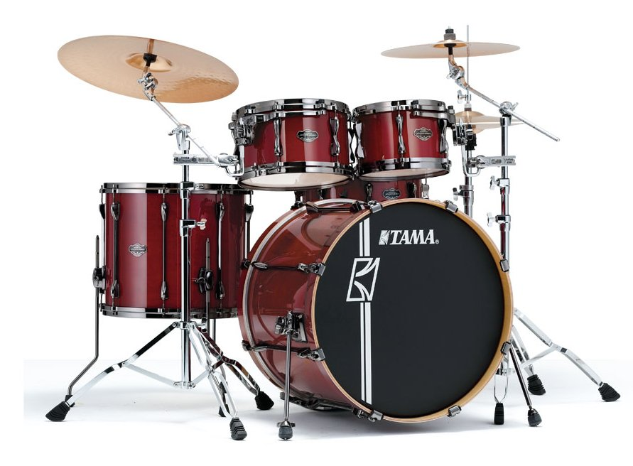 5-Piece Superstar Classic Maple Shell Pack in Classic Cherry Wine Lacquer Finish
