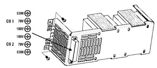 Output Isolation Transformer