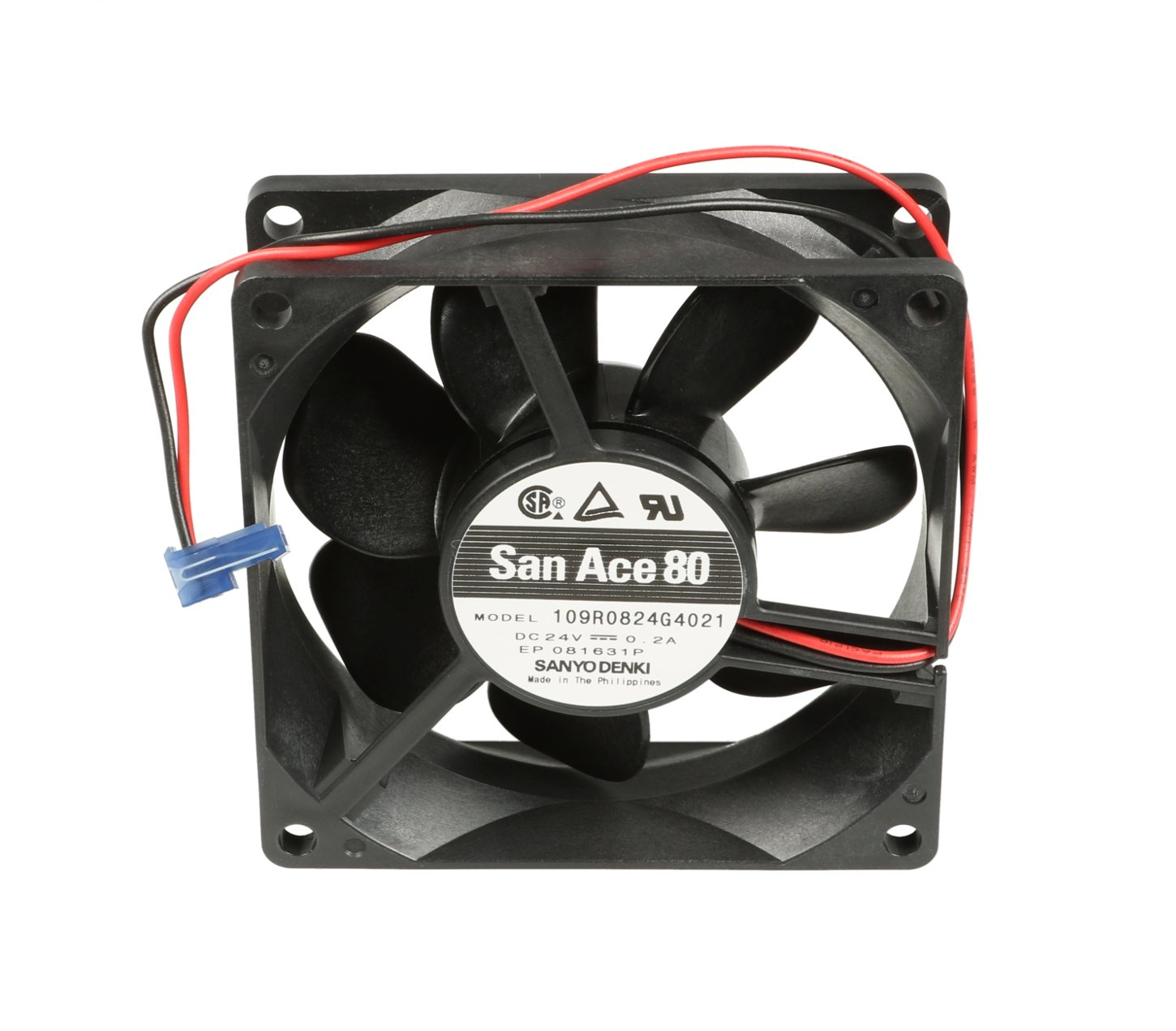 Replacement Fan for PLX1602 and CX502