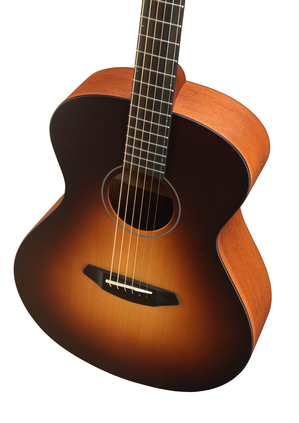 Sitka Spruce-Mahogany Acoustic Guitar