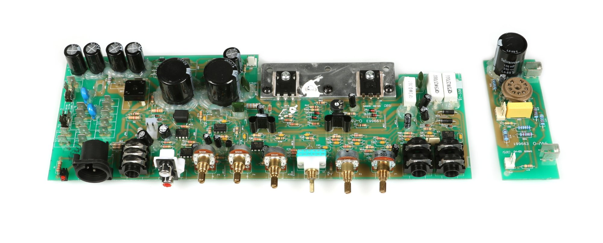 Main PCB for BA115T