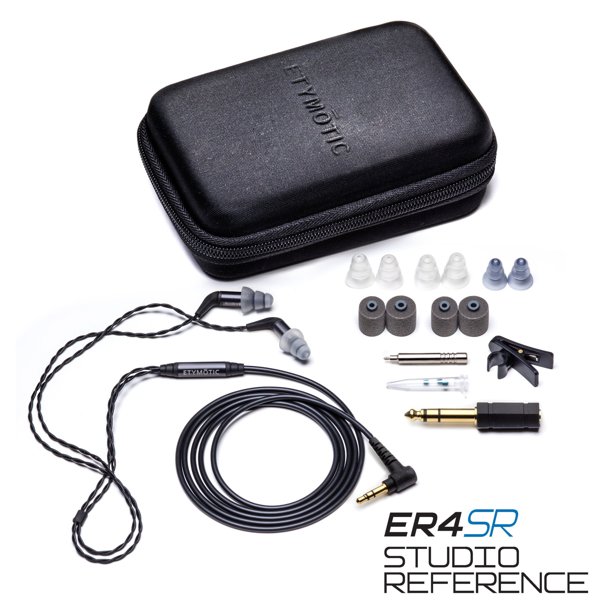 Studio Reference In-Ear Headphones