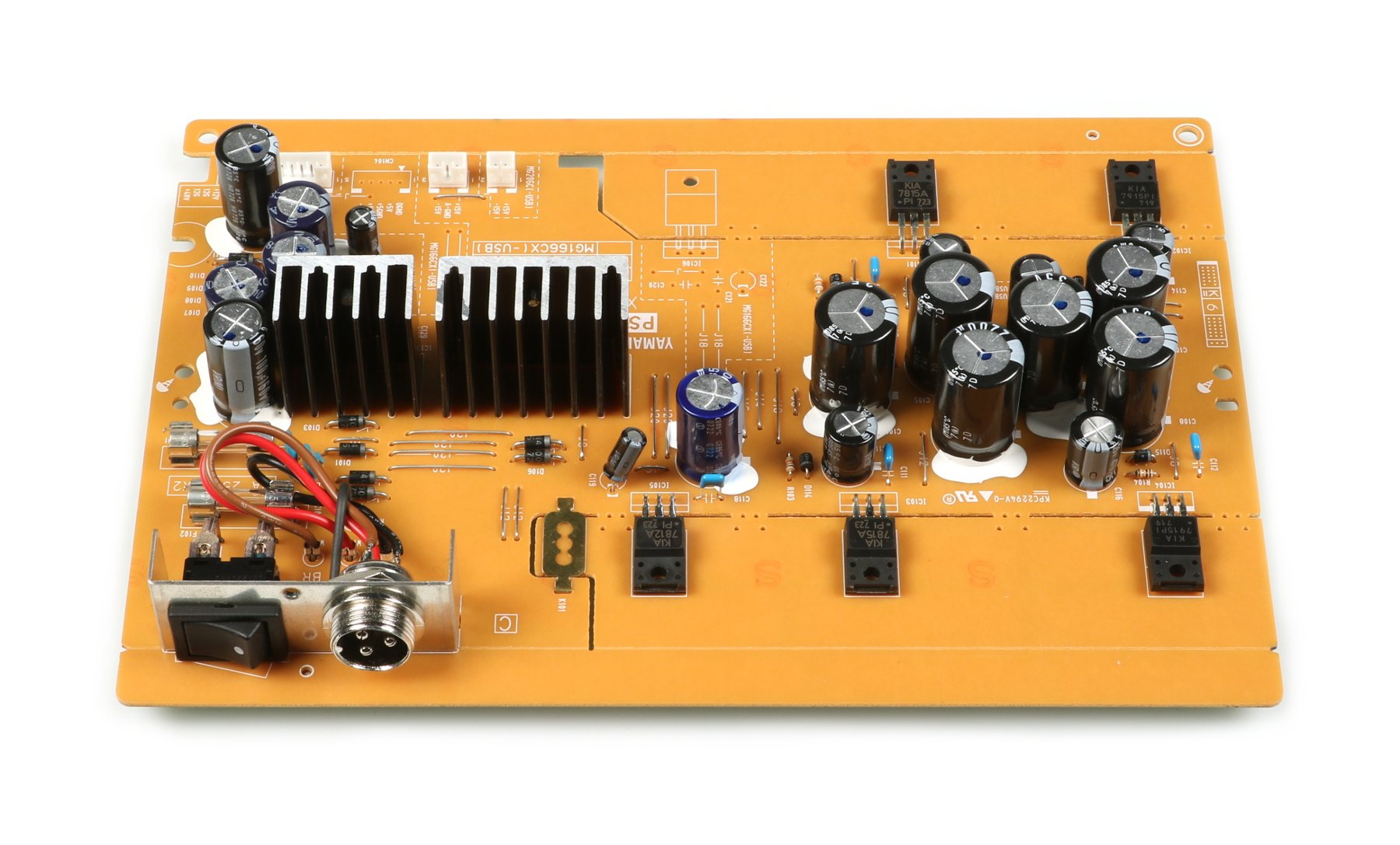 MG206C Power Supply PCB Assembly