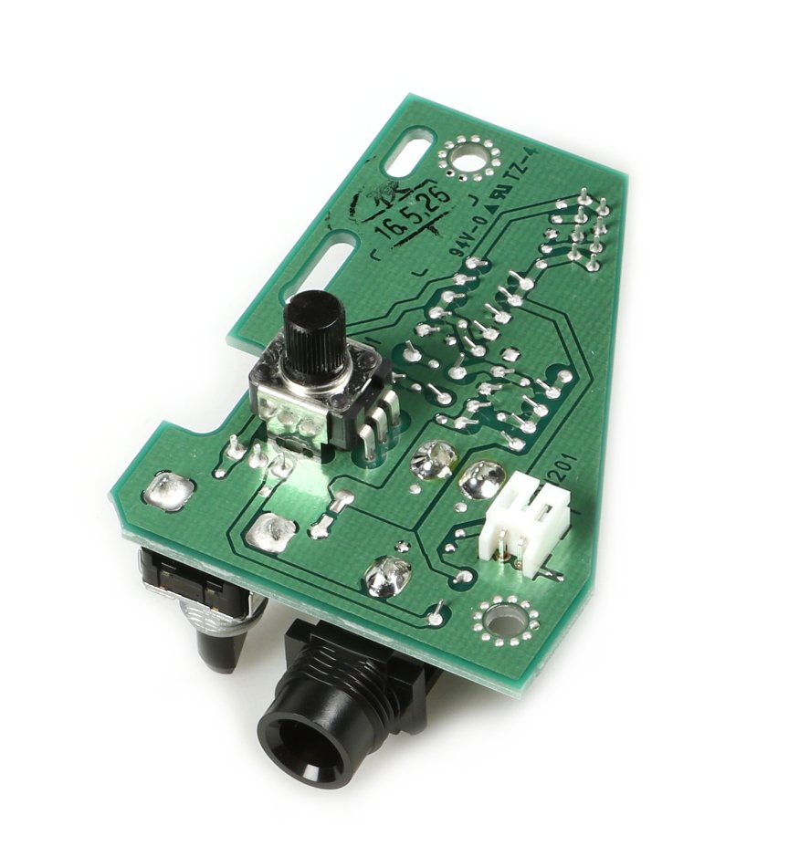 XP120SD Jack PCB Assembly