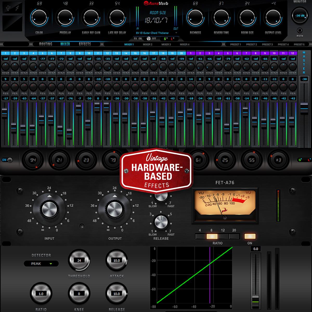 Thunderbolt and USB Audio Interface, 2017 Model