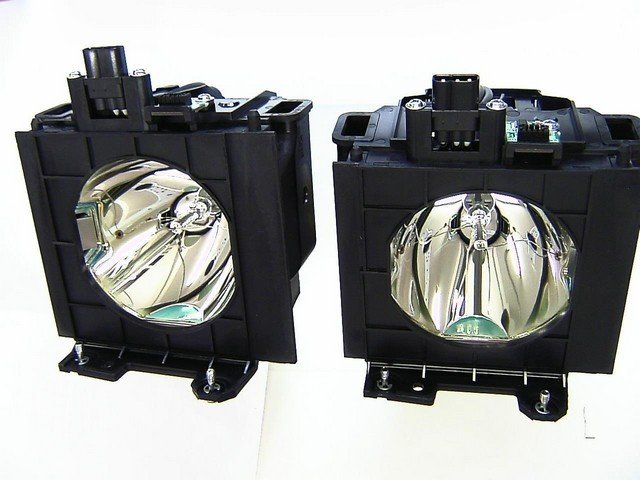 2-Pack of Replacement Projector Lamps