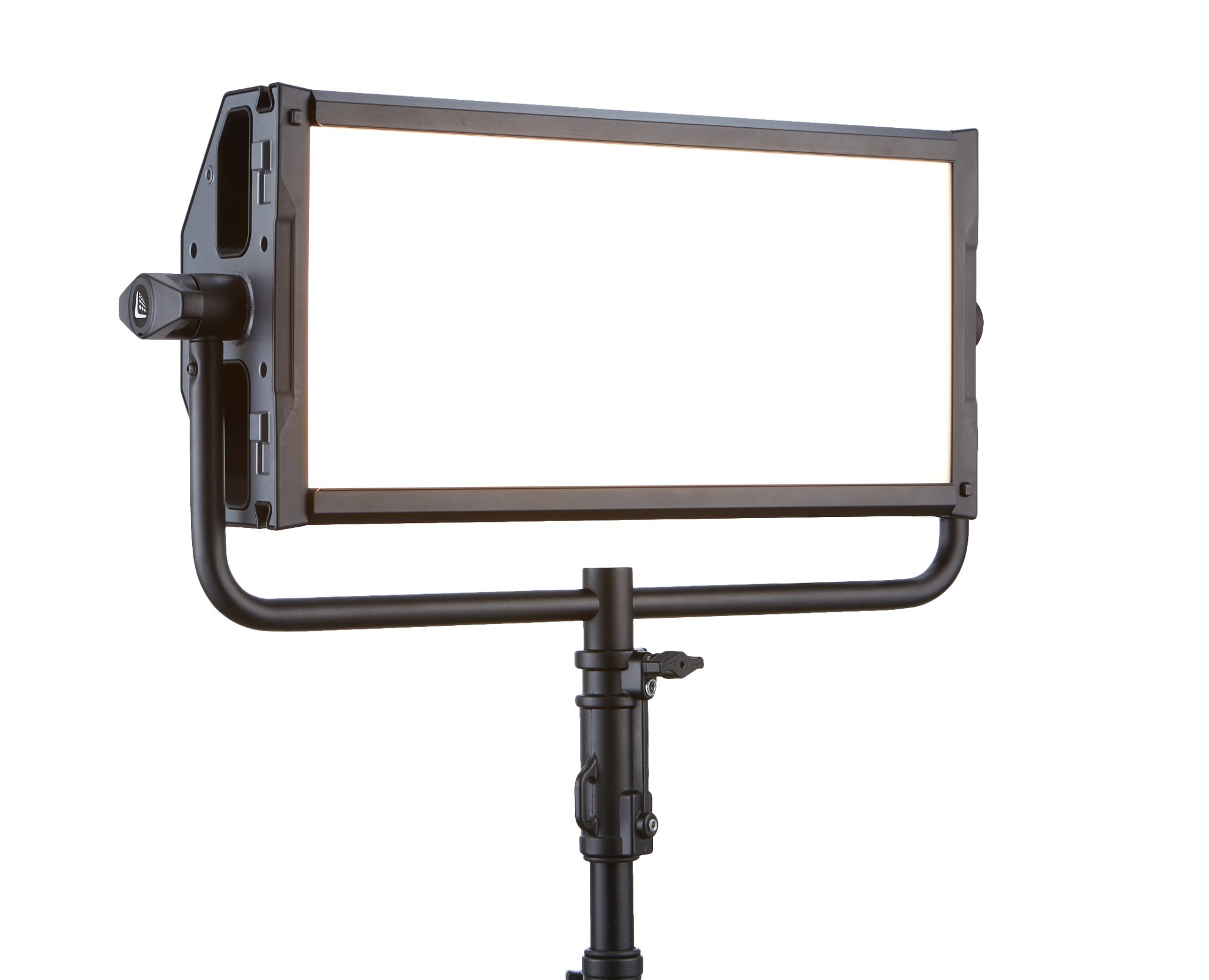 325W 2x1 LED Panel with Bare Ends and Pole Operated Yoke