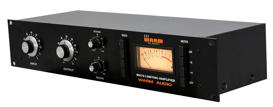 warm audio wa76 b stock item classic style fet compressor full compass. Black Bedroom Furniture Sets. Home Design Ideas