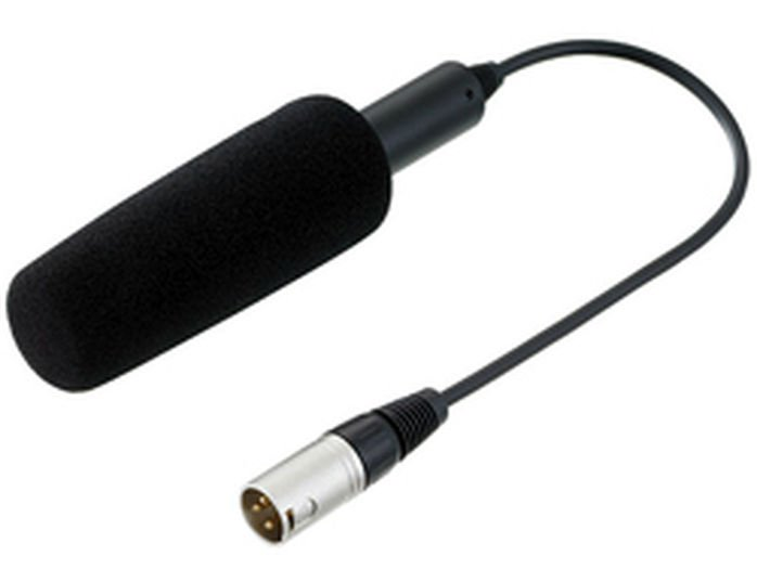Unidirectional Phantom Powered Microphone for HVX200, DVX100/A/B
