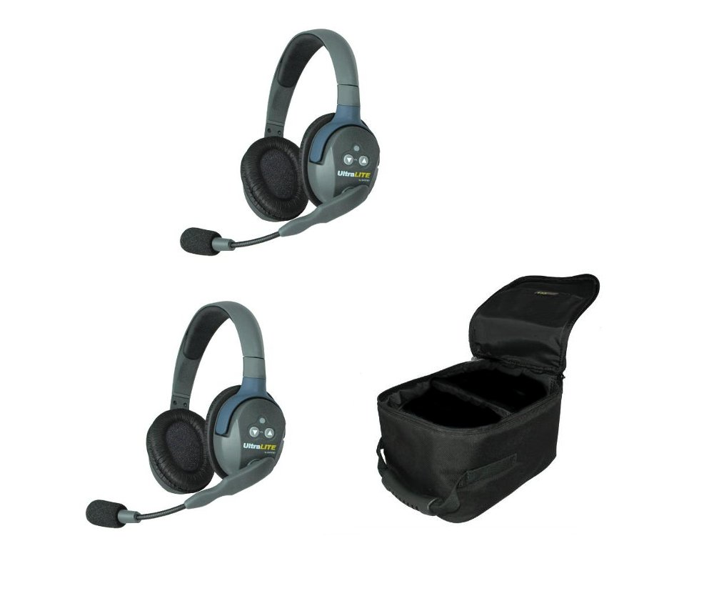 Eartec Co Ul2d 2 Person Ultralite Wireless System With