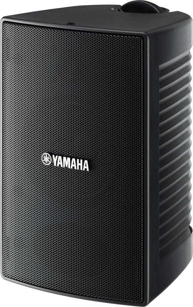 Surface Mount Speakers, 30 Watt @ 8 Ohms, 70V, Pair, Black