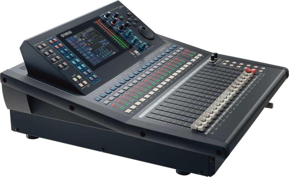 Yamaha LS9-16 [C-STOCK MODEL] 32-Channel Digital Mixing Console with 16 Microphone Inputs LS9-16-CSTOCK