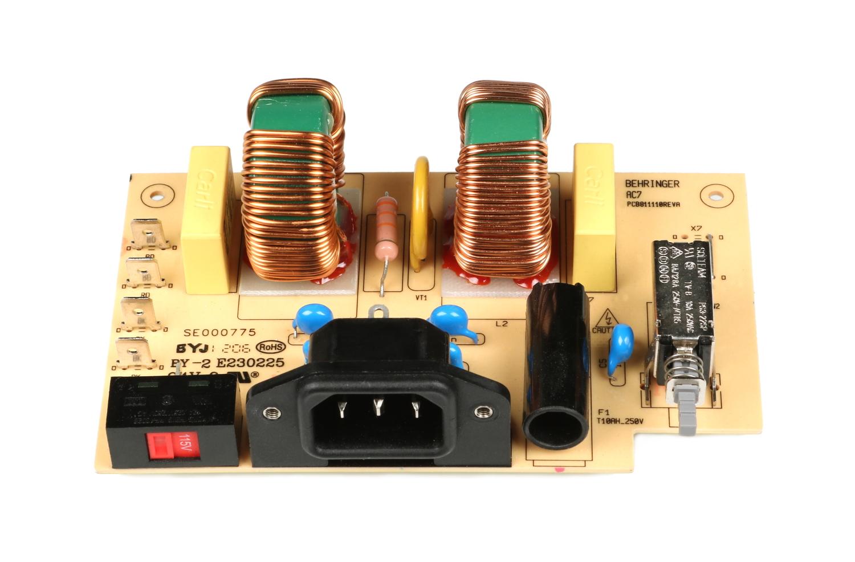 Behringer Q05-00000-08009 EPA900 AC Inlet PCB Assembly Q05-00000-08009