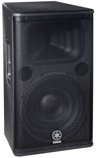 "15"" 2-Way Biamplified Powered Bass Reflex Type Speaker"
