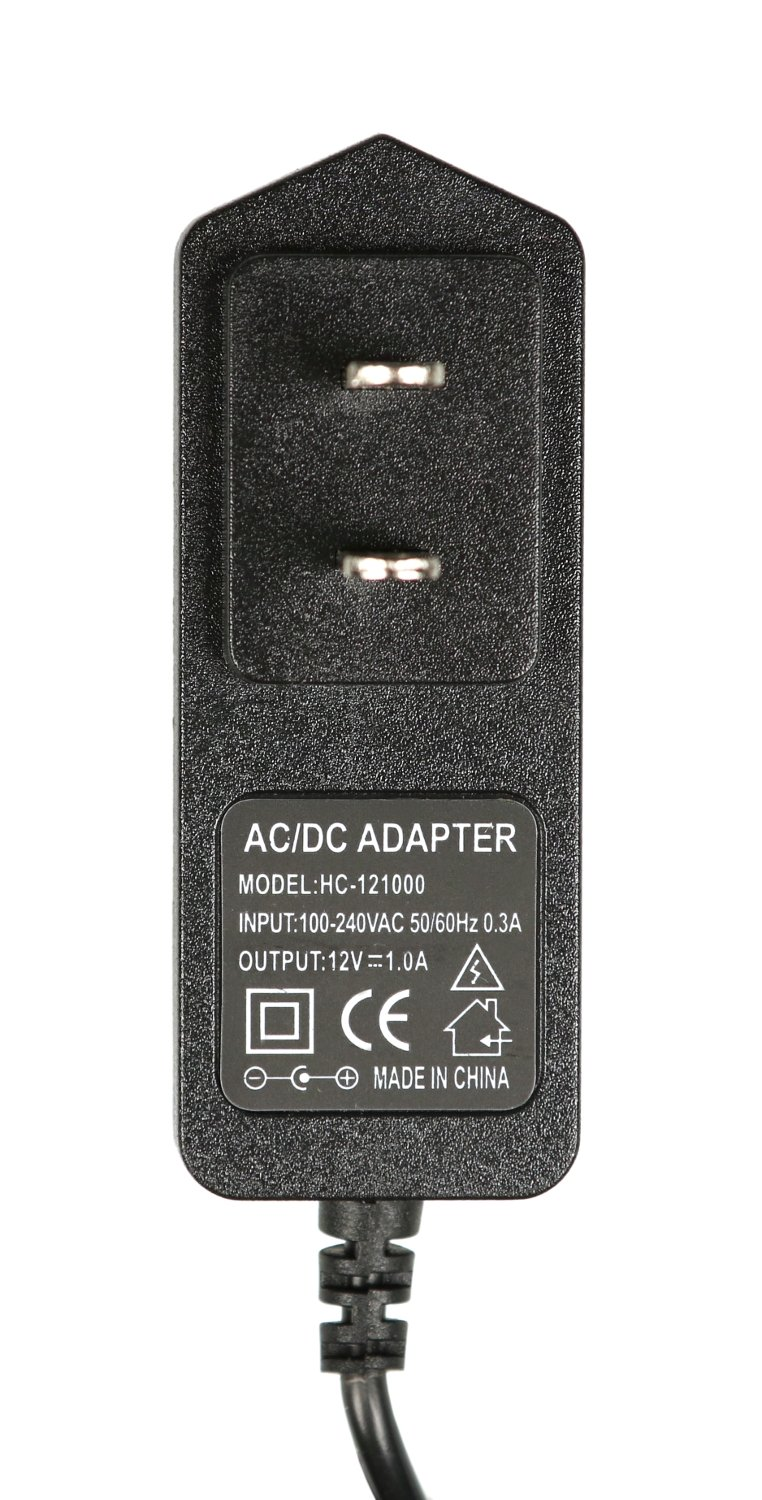 AC Adaptor for IDP104 and IDW104