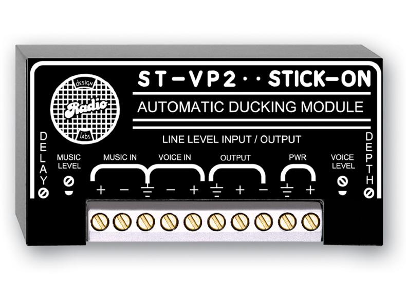 Automatic Ducking Module