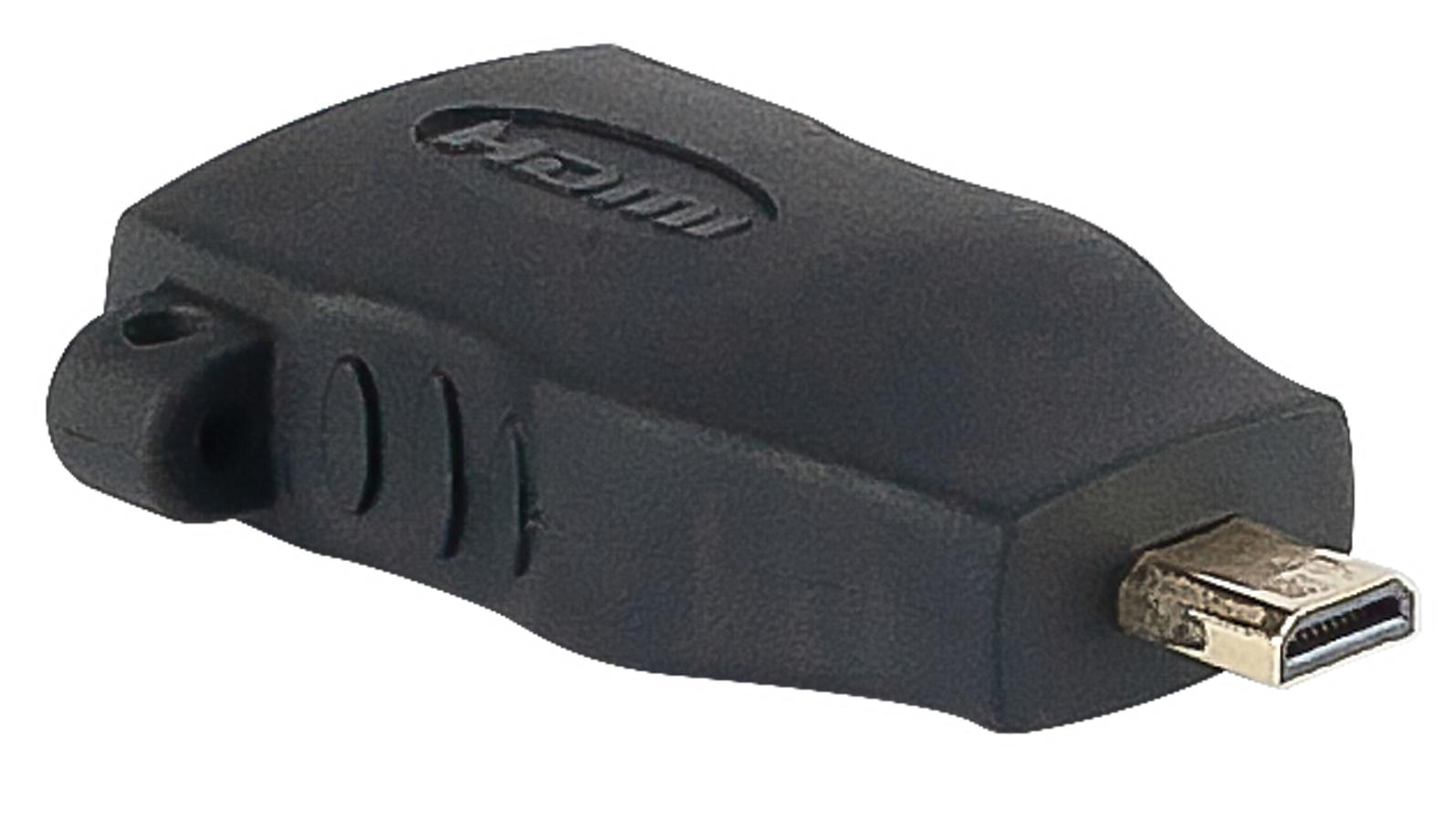 Adapter Mini HDMI C Male to HDMI A female