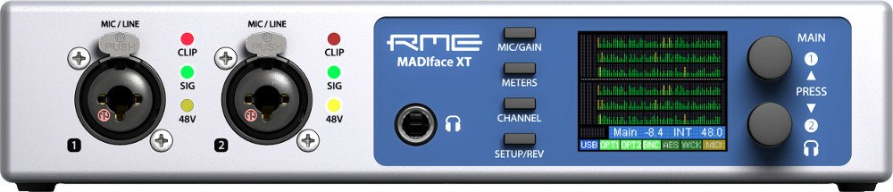 196x198 USB 3.0 MADI Interface