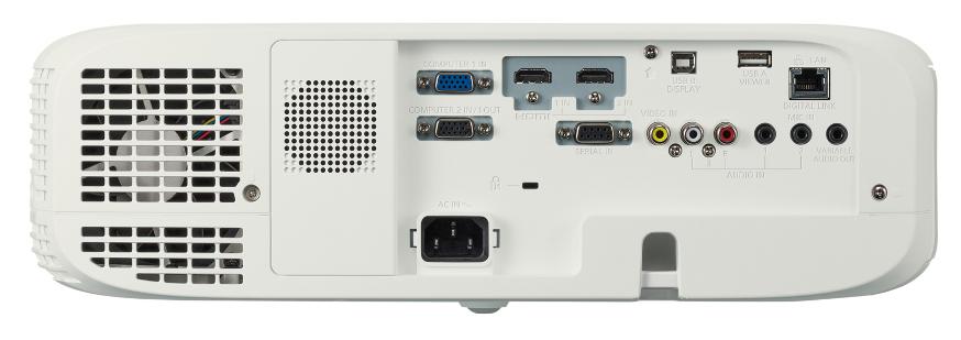 Panasonic PTVZ575NU [RESTOCK ITEM] 4800 Lumens WUXGA LCD Projector PTVZ575NU-RST-01