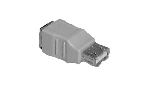 Philmore 70-8003 Type A Female to Type B Female USB Passive Adapter 70-8003