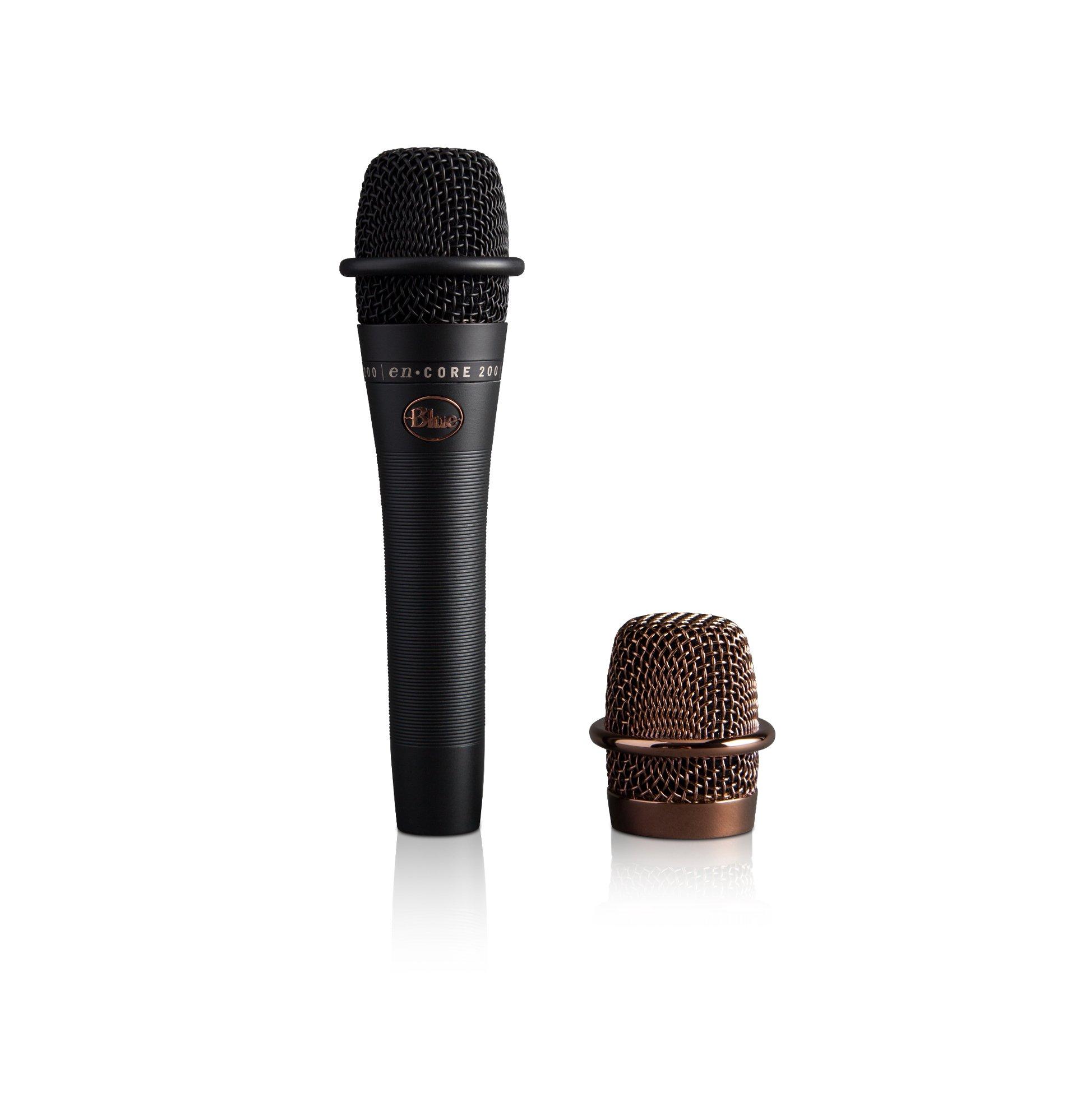 Phantom Powered Dynamic Handheld Live Performance Microphone