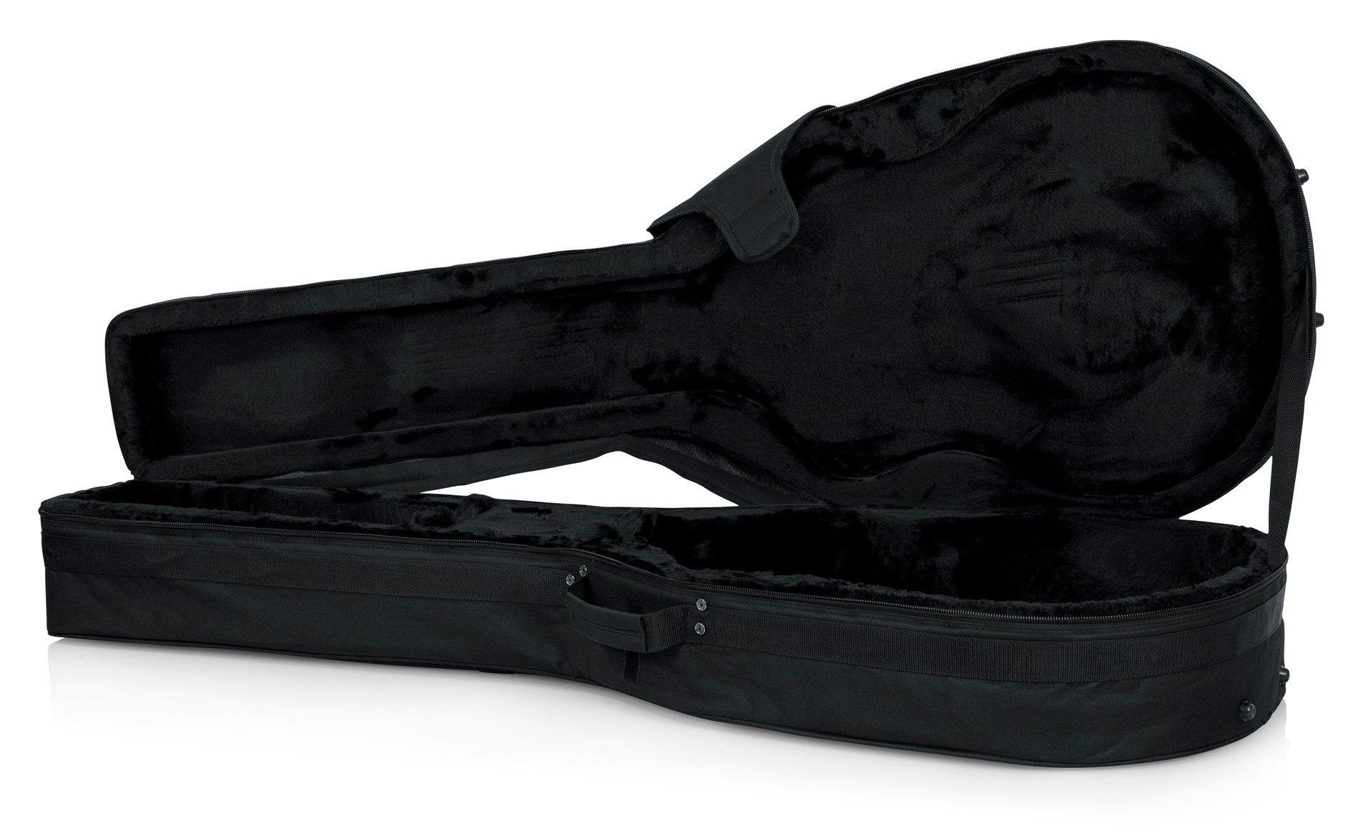 Lightweight Foam Acoustic Bass Case