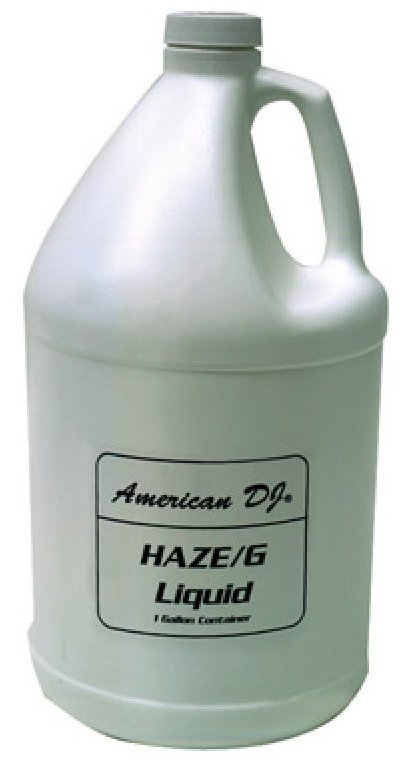 1 Gallon Container of Oil-Based Haze/Fog Juice