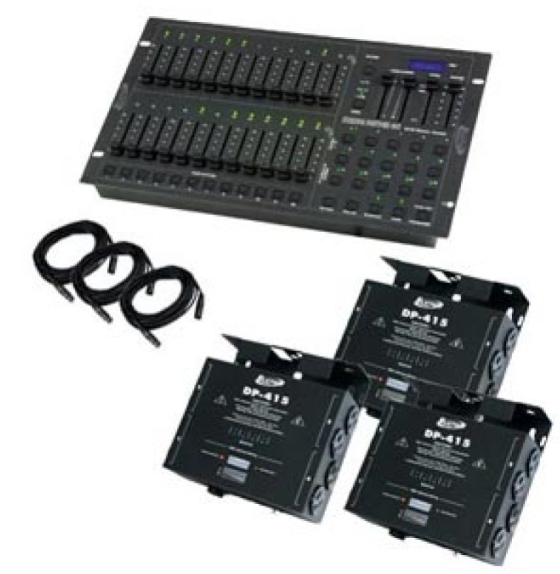 Lighting Controller Package