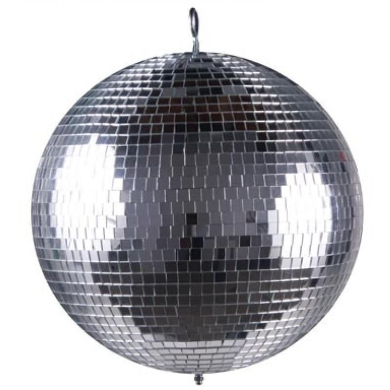 "16"" Glass Mirror Ball"