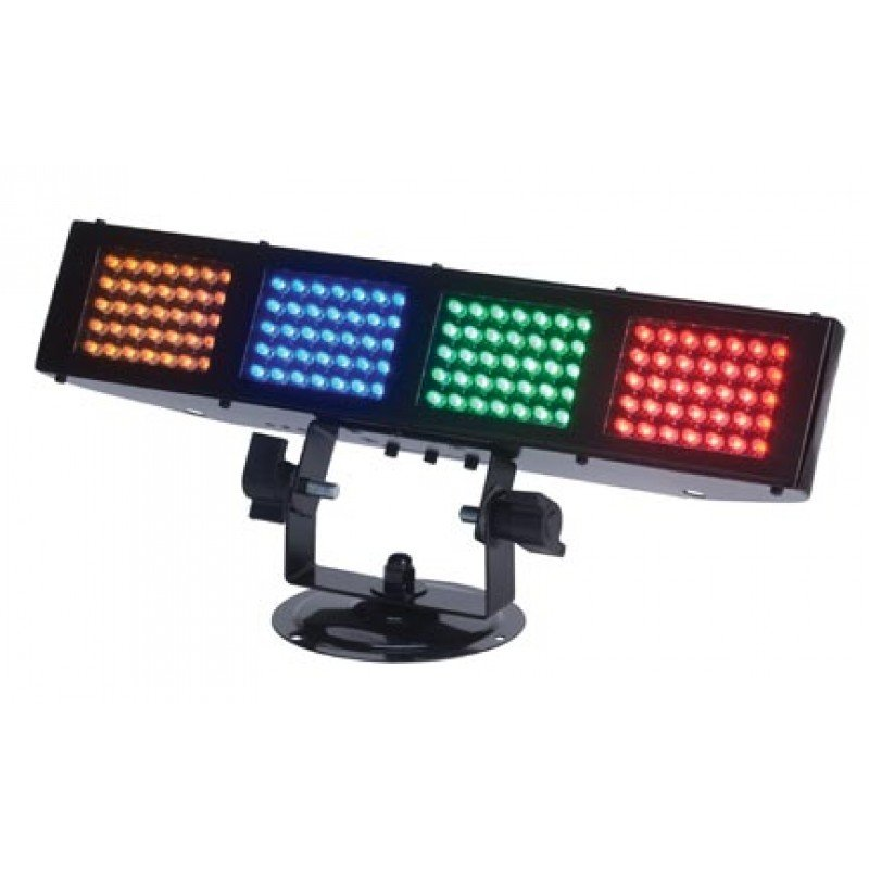 ADJ COLOR-BURST-LED LED Fixture, Four Banks COLOR-BURST-LED