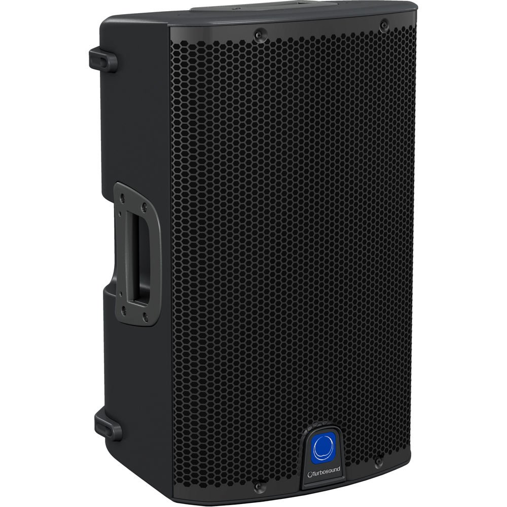 "2500W 10"" 2-Way Loudspeaker with ULTRANET Networking"