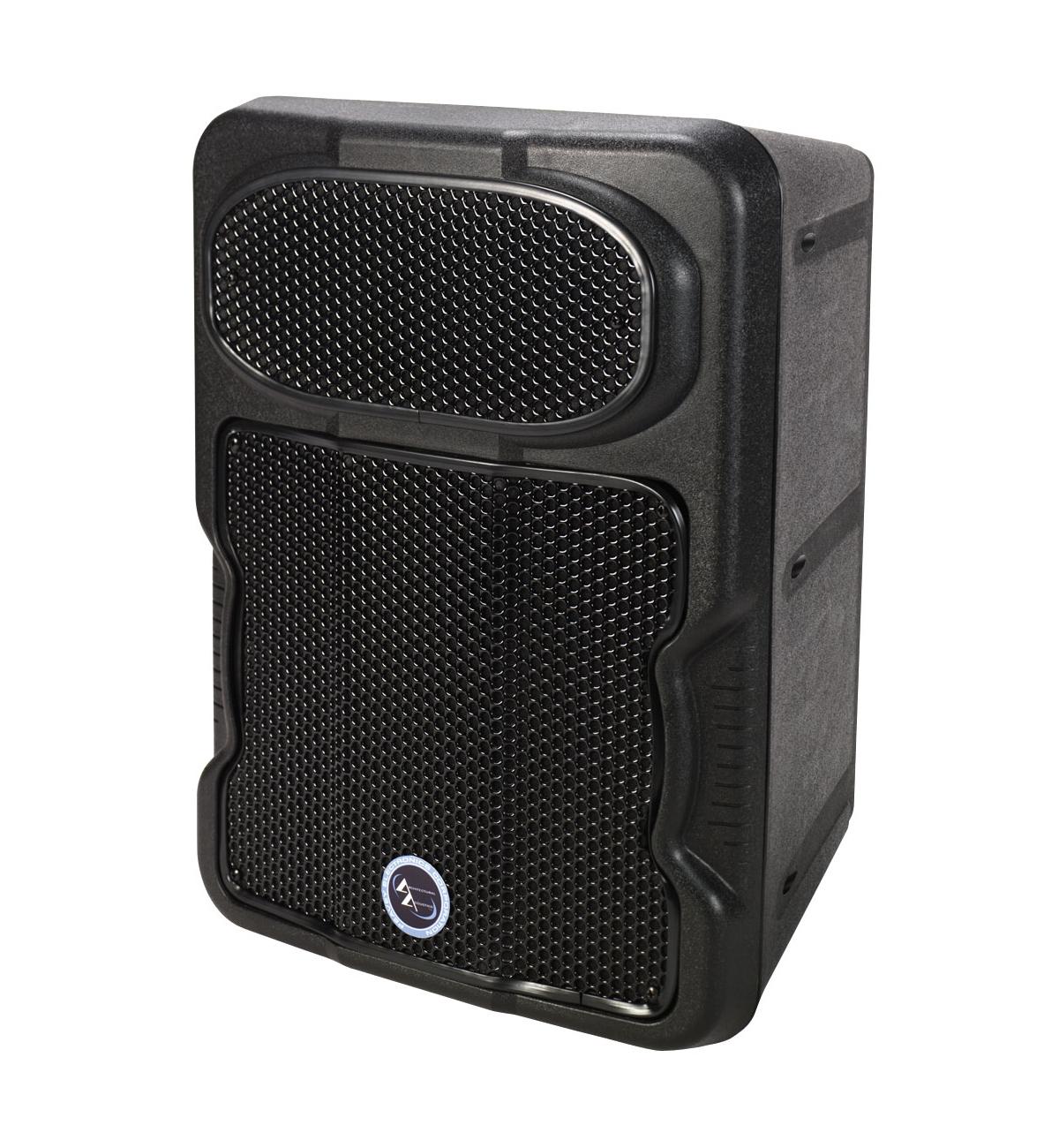 "Peavey QUADRA10-BLACK [RESTOCK ITEM] 10"" 2-Way Speaker (Black) QUADRA10-BLAC-RST-01"