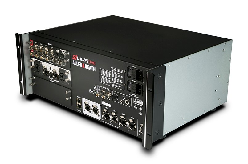 dLive MixRack Full XCVI 128 Channel with 64 Bus Processing