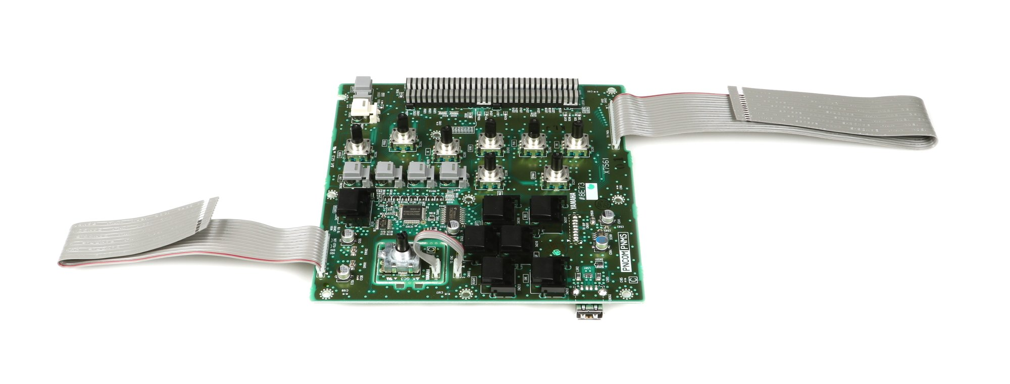 Jog Wheel/Meter PCB for LS9-16 and LS9-32